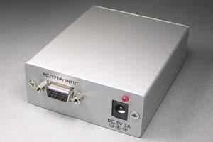フォーマットコンバータ (アナログRGB(VGA)信号 ⇒ DVI-D信号 変換器)