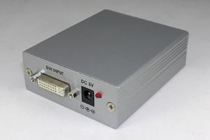 フォーマットコンバータ (DVI-D信号(HDMI信号) ⇒ アナログRGB(VGA)信号 変換器)