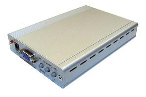 ビデオスケーラー(アナログRGB信号 ⇔ コンポーネント映像信号 ダウンスキャンコンバータ(映像信号 双方向変換器))