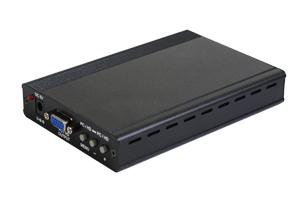 ビデオスケーラー(アナログRGB信号 ⇔ コンポーネント映像信号 スキャンコンバータ(映像信号 双方向変換器))