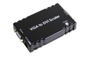 ビデオスケーラ (アナログRGB 信号 ⇒ DVI-Dシングルリンク 信号 アップスキャンコンバーター(映像信号変換器))
