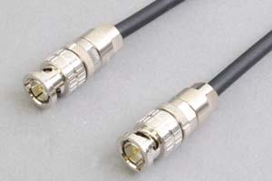 耐屈曲可動用 3G/HD-SDIケーブル (BNCオス-BNCオス、3Cタイプおよび5Cタイプケーブル)