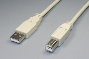 USB1.1ケーブル Aコネクタ オス-Bコネクタ オス