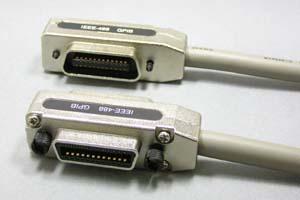 GP-IBケーブル (アセンブルタイプ、IEEE-488規格)