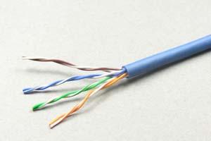 極細・超柔軟 カテゴリ 5E  UTP より線 バルクケーブル<お取り寄せ 13~18営業日後出荷>