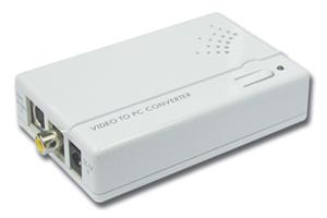 ビデオスケーラ ( コンポジット映像/S端子映像⇒アナログRGB(VGA)信号 アップスキャンコンバーター(映像信号変換器))