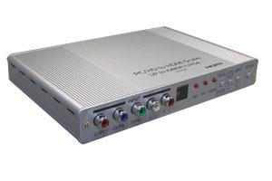 ビデオスケーラー(アナログRGB(VGA)信号/コンポーネント映像/HDMI(またはDVI-Dシングルリンク)信号/アナログ音声  ⇒ HDMI (またはDVI-Dシングルリンク)映像・音声信号 アップスキャンコンバータ(映像信号変換器)) 【在庫限り販売中止】