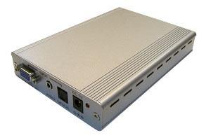 ビデオスケーラー(アナログRGB(VGA)信号+アナログ音声/光デジタル音声  ⇒ HDMI信号(またはDVI-Dシングルリンク)+音声信号(アナログまたはデジタル) アップスキャンコンバータ(映像信号変換器))<在庫限り販売中止予定>