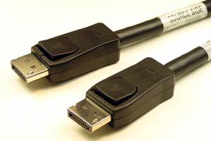 DisplayPortケーブル(Ver 1.2規格対応)