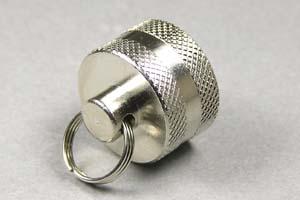 防塵キャップ (丸型DIN14pinメスおよび丸型DIN19pinメスコネクタ用)