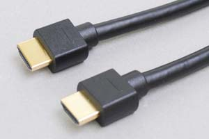 HDMIケーブル:小型コネクタタイプ(Ver 1.4規格、High Speed HDMI Cable with Ethernet)