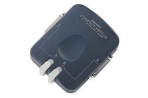 【サンワサプライ】 RS-232C信号切替器、2:1双方向切替タイプ(D-sub25pinメス×3)