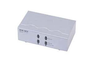 【サンワサプライ】 VGA信号セレクター、VGA用、2入力1出力 【在庫限り販売中止】