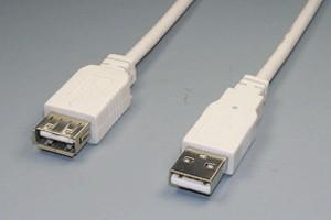 USB1.1ケーブル Aコネクタ オス-Aコネクタ メス  <延長用>