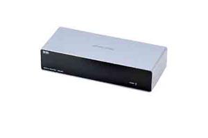 【サンワサプライ】 アナログRGB 信号スプリッター (高解像度8分配、映像信号安定化処理機能付き): 最大65m延長 (ディスプレイ分配・延長装置)