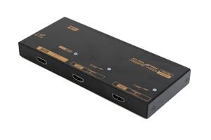 HDMI信号スプリッター(1入力2分岐、HDMI Ver1.3対応 分配器)