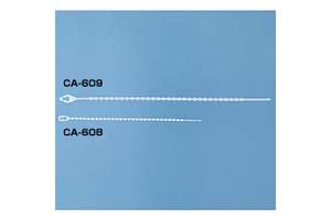 【サンワサプライ】 着脱式ケーブルタイ(白色、長さ180mm、20本入り)