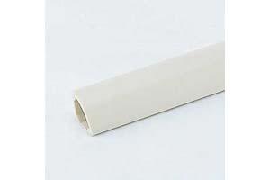 【サンワサプライ】 ケーブルカバー:コーナー型モール(アイボリー色、長さ1000mm、両面テープ無し)
