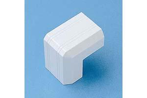 【サンワサプライ】 CA-KK26角型モール用出角(デズミ)、白色