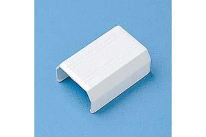 【サンワサプライ】 CA-KK26角型モール用直線接続部品、白色