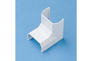 【サンワサプライ】 CA-KK26角型モール用入角(イリズミ)、白色