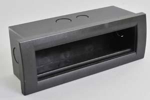埋込型AVボックスセット  4モジュールタイプ(45モジュール×4個を装着可能)