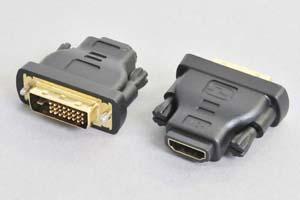 DVI 変換アダプタ DVI-Dオス-HDMIメス