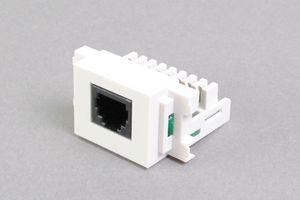 コンセントチップ  コンセント側:RJ-12メス(6極4芯)/ケーブル側:圧接型