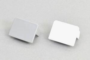 コンセントチップ対応配線ダクト1号(40×30㎜)用 エンド差込型(エムケーダクト)【取寄せ品】【マサル】