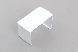 コンセントチップ対応配線ダクト2号(60×40㎜)用 ジョイントカバー(エムケーダクト)【マサル】