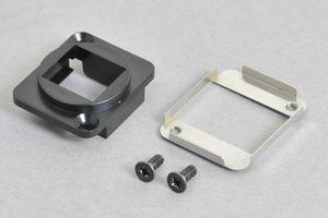 パネルマウントベゼル (ノイトリックスタイル取付具と専用ナット板のセット品)