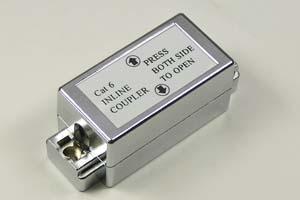 ローゼット(1対1、CAT6 STP シールドLANケーブル用中継配線ボックス(露出ボックスタイプ)) 【在庫限り販売中止】
